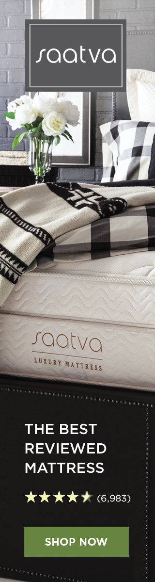 Saatva mattress is the best reviewed mattress.