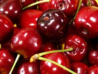Tart cherries are one of the foods that help you sleep