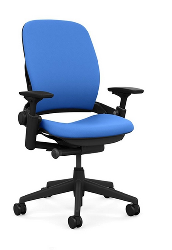 If you're looking for the best ergonomic chair for back pain, consider this Leap Chair.