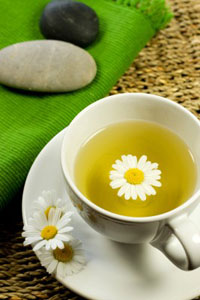 Chamomile made as a tea is one of the best herbal sleep remedies