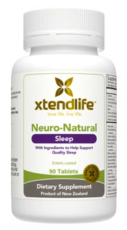 For a relief from the symptoms of sleep deprivation, try this all-natural sleep supplement.