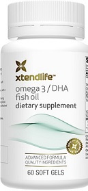 Omega-3 supplements can improve mood.