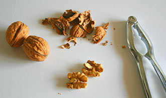 Raw walnuts are a great weight loss food as they help lower cholesterol.
