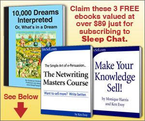 Here's your free dream interpretation dictionary