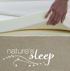 The best memory foam topper is deluxe, yet easy on your pocket book.