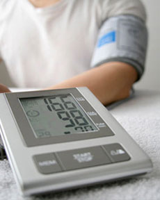 High blood pressure is one of the effects of sleep deprivation.