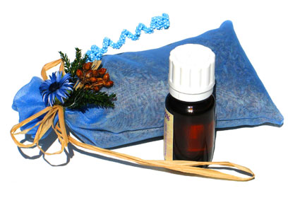 Using lavender as aromatherapy is one of the sleep apnea solutions.