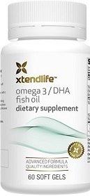 Omega-3 supplements can improve mood.