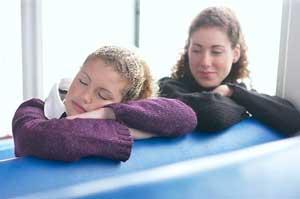 Teen sleep deprivation is a serious problem.