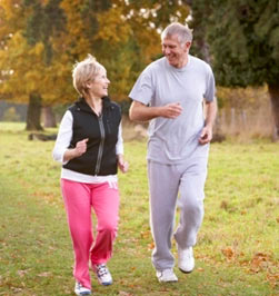 walking as a cure for sleep apnea